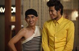 """Bếp hát tập 6: Minh Thuận lăng xê mốt áo lệch vai """"phi giới tính"""""""