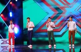 Nhóm ca – Nhân tố bí ẩn đặc biệt của The X-factor Việt Nam