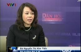 Bộ trưởng Y tế: Sẽ phạt nặng cơ sở vi phạm ATTP