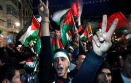 2013: Năm đầy hi vọng với người Palestine