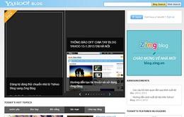 Chuyển nhà từ Yahoo! Blog sang Zing Blog
