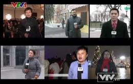 Xem lại chương trình Tết trên VTV Online