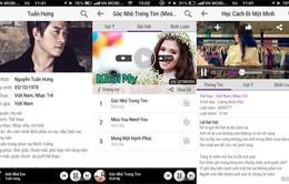 Đánh giá ứng dụng nghe nhạc Việt phiên bản 2.0 trên iOS