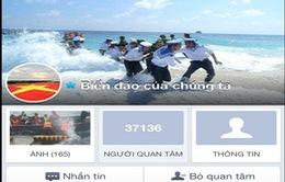 """""""Biển đảo của chúng ta"""": Đã có hơn 13.000 lời nhắn gửi"""