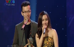 Bài hát Việt 2013: Phạm Hải Âu giành cú đúp giải thưởng
