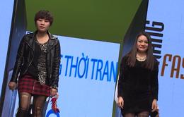 Xưởng thời trang – Xu hướng Xuân Hè 2014 (22h30, VTV6)