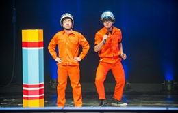 Show 11 Chinh phục: Xuất hiện nhân vật mới cùng GS Biết Hết (21h05, VTV6)