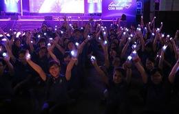Việt Nam tắt đèn, hưởng ứng Giờ Trái đất 2014