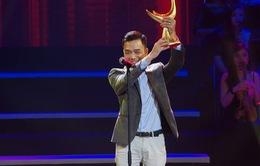 Giải Cống hiến 2014: Tùng Dương, Đỗ Bảo nhận cú đúp giải thưởng