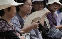 Hơn 25% dân số Nhật Bản là người già trên 65 tuổi