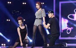 Học viện ngôi sao: Hòa Minzy bùng nổ cùng vũ đạo nóng bỏng
