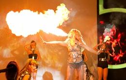 """Gương mặt thân quen tập 9: Trình diễn bốc lửa, cặp đôi Beyonce Vương Khang – Mi-A khiến Mỹ Linh """"sung sướng"""""""