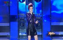 Liveshow tuần 10 Học viện ngôi sao: Gia Bảo bất ngờ vào vòng nguy hiểm