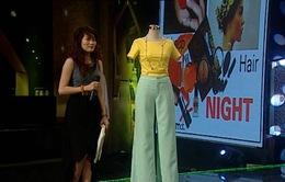 Xưởng thời trang: Maxi cho mùa hè, tại sao không? (22h30, VTV6)