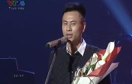 Bài hát Việt tháng 5: Nguyễn Đình Thanh Tâm giành giải Bài hát của tháng
