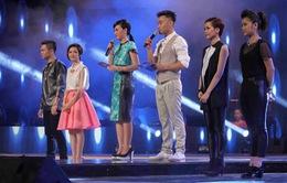 """Liveshow tuần 11 Học viện ngôi sao: Top 4 """"bất phân thắng bại"""""""