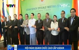 Hội nghị các quan chức cấp cao ASEAN