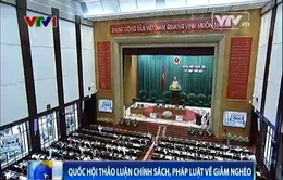 Quốc hội thảo luận về thực hiện chính sách, pháp luật giảm nghèo