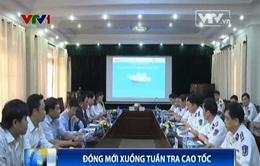 Bộ Tư lệnh Cảnh sát biển ký hợp đồng đóng mới xuồng tuần tra cao tốc