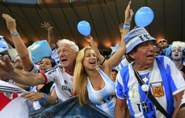 Độc đáo muôn kiểu tiết kiệm của cổ động viên Argentina mùa World Cup