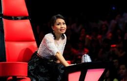 """Cẩm Ly """"thở phào"""" trước phản ứng của khán giả Giọng hát Việt nhí 2014"""