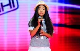 """Giọng hát Việt nhí 2014: Thí sinh 11 tuổi """"đốt cháy"""" ghế nóng"""