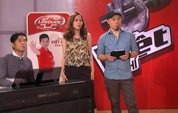 Giọng hát Việt nhí: Nhạc sĩ Huy Tuấn bất ngờ trước các tài năng nhí