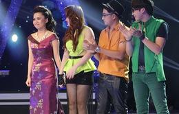 Sao Mai Điểm hẹn – Liveshow 7: Top 5 song ca cùng thần tượng