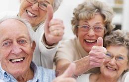 Người già lạc quan sẽ ít bệnh tật