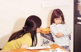 Mẹo ứng phó với sự bướng bỉnh của trẻ lên 3
