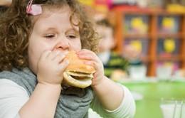 Béo phì ở trẻ dẫn đến nhiều biến chứng nguy hiểm