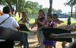 Hướng thiện bằng âm nhạc ở Mexico
