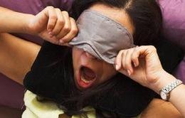 Giải pháp cho chứng mất ngủ