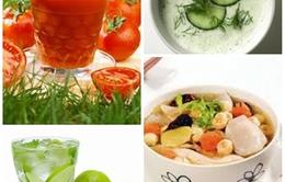 Món ăn đơn giản giúp giải nhiệt ngày Tết