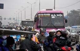 Hà Nội: Giao thông thuận lợi ngày cuối cùng kỳ nghỉ Tết