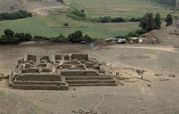 Peru: Phát hiện ngôi đền 5000 năm tuổi