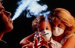 Hiểm họa từ hút thuốc lá thụ động