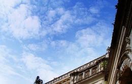 Tìm hiểu kiến trúc Trường THPT Chu Văn An