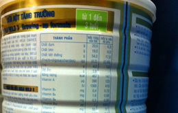 Liệu sữa bán ở Việt Nam có đủ hàm lượng đạm quy định?