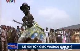 VIDEO: Đặc sắc Lễ hội tôn giáo Voodoo