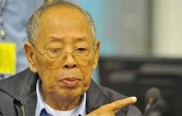 Cựu thủ lĩnh Khmer Đỏ qua đời