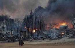 Sau bạo loạn, Myanmar ban bố tình trạng khẩn cấp
