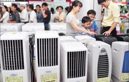Điện máy, điện lạnh mùa nóng tăng giá 10% - 15%