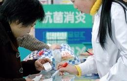 Trung Quốc mạnh tay với lạm dụng thuốc kháng sinh