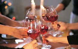 Uống bia, rượu tăng nguy cơ mắc bệnh ung thư