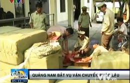 Bắt giữ lượng lớn pháo lậu tại Thăng Bình, Quảng Nam