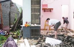 Thiệt hại 30 tỷ đồng do mưa đá tại Hà Giang