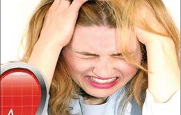 Đừng để stress làm tăng huyết áp