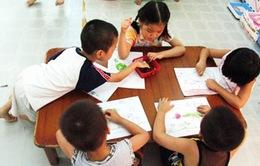 Dạy trẻ độc lập và sáng tạo trong làm việc nhóm