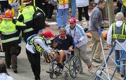 Bom nổ ở Boston được đựng trong túi nilon đen